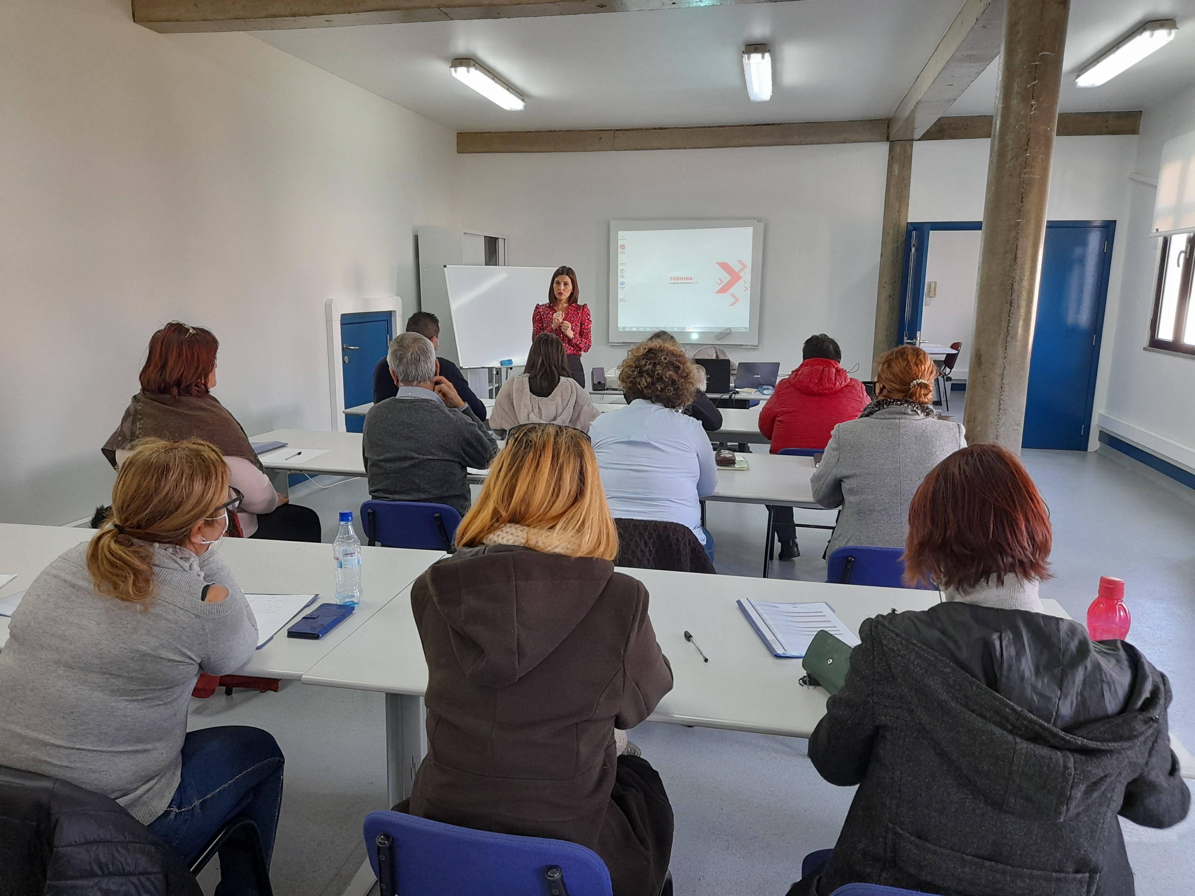 Ação de formação: A Excelência no Atendimento e no Relacionamento Interpessoal
