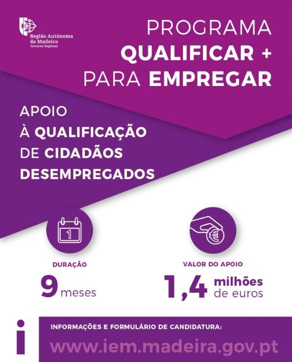 Programa para Qualificar+ para empregar
