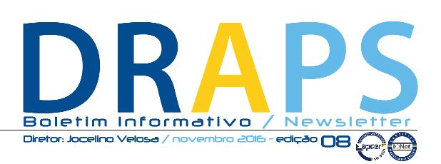 Boletim Informativo n.º 08 - Nov2016