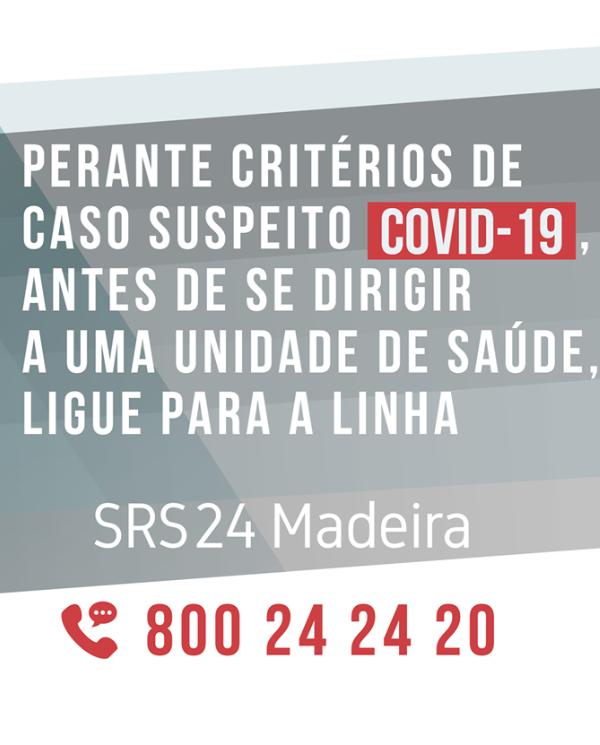 Linha SRS 24 Madeira