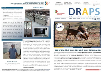 Boletim Informativo / Newsletter n.º 39