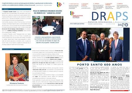 Boletim Informativo / Newsletter n.º 34