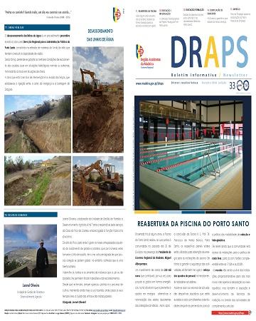 Boletim Informativo / Newsletter n.º 33