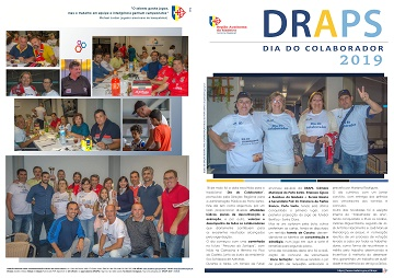 Boletim Informativo / Newsletter Dia do Colaborador 2019