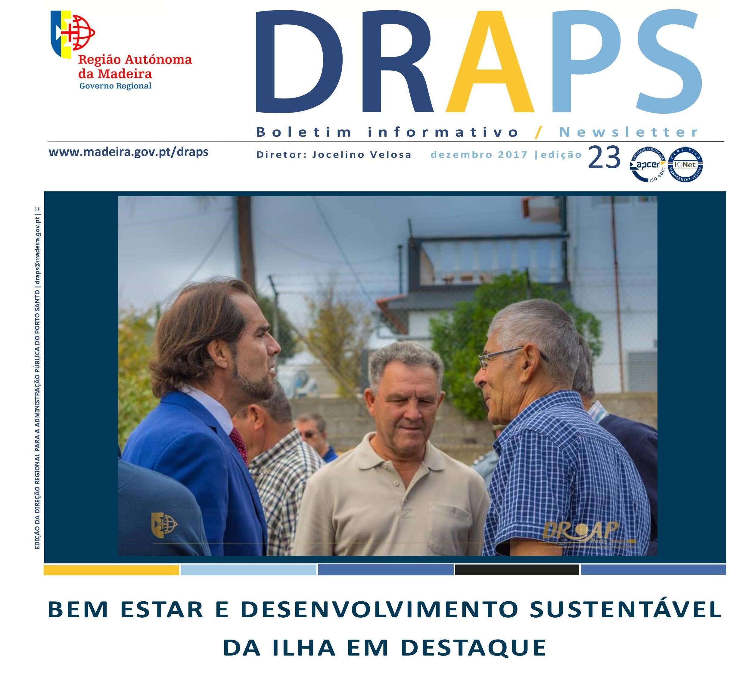 Boletim Informativo / Newsletter n.º 23