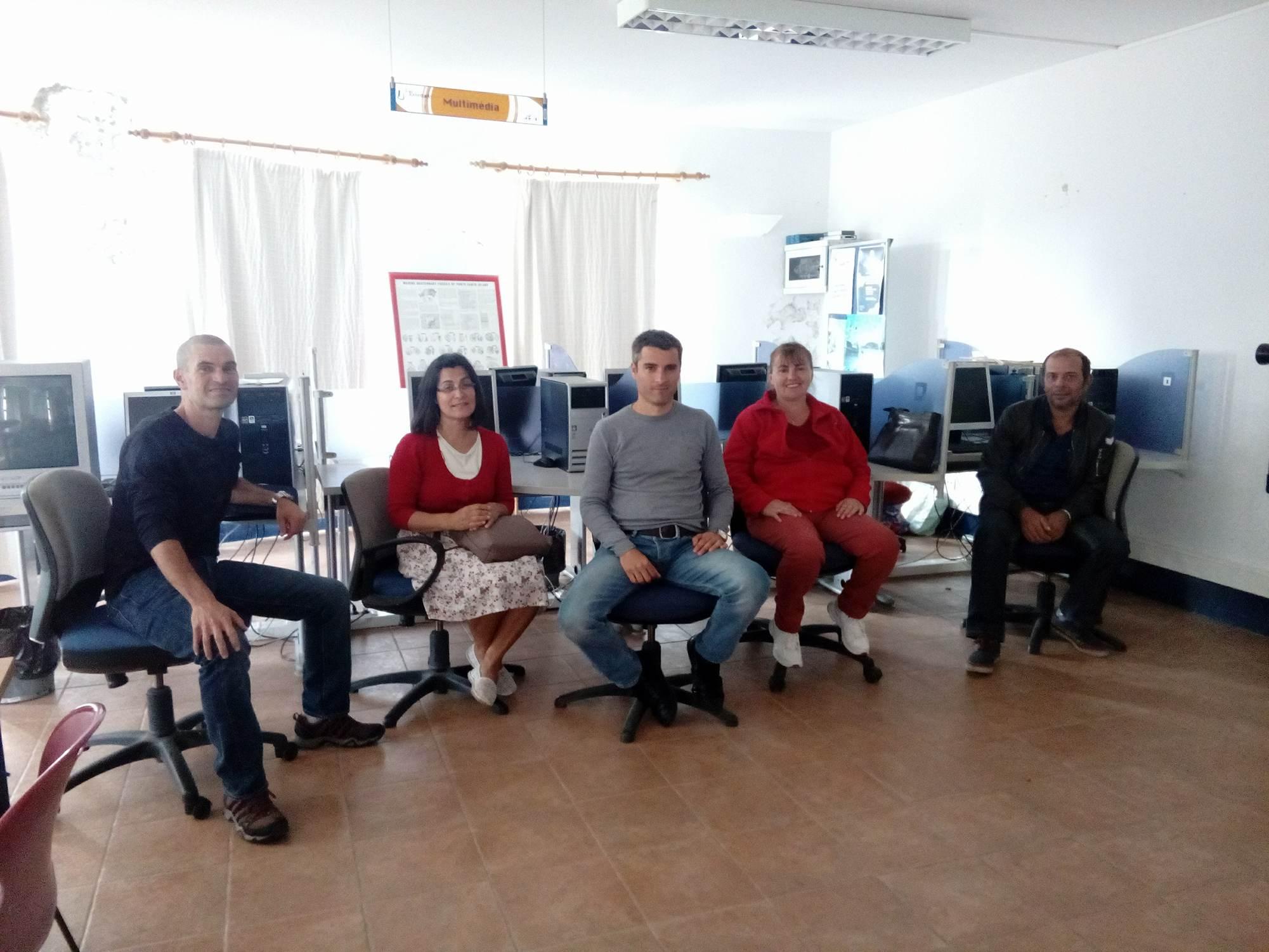 """Workshop """"Iniciação à Informática"""""""