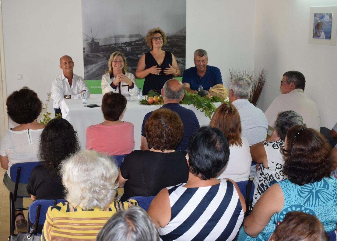 """Universidade Sénior do Porto Santo aposta no lema """"dê um novo ritmo à sua vida"""""""