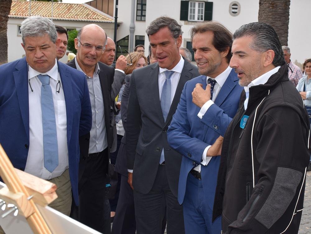 Fibra Ótica da PT chega ao Porto Santo
