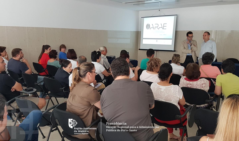 ACIF e ARAE promovem formação dirigida a empresários locais