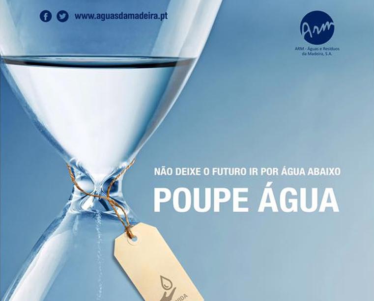 ARM promove campanha de sensibilização para a Poupança de Água