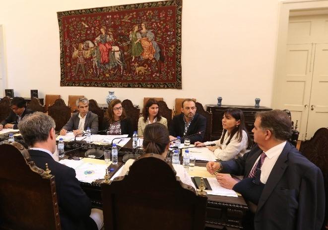 SUSANA PRADA CRITICA GOVERNO DE COSTA POR EXCLUIR PRAIA DO PORTO SANTO DO PLANO DE AÇÃO DO LITORAL