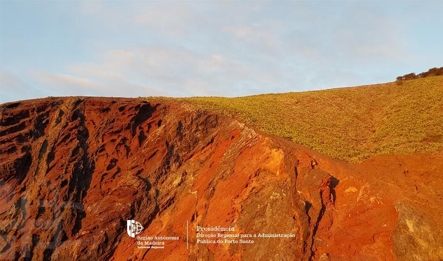 Sítio dos Morenos no Porto Santo eleito geossítio do mês