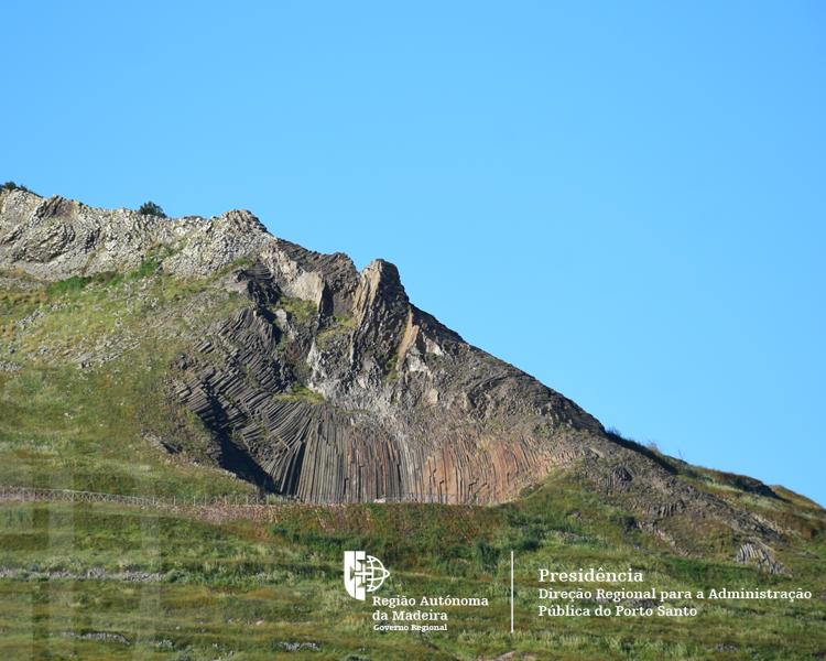 Geossítio do mês | PSt04 - Pico de Ana Ferreira | Categoria temática: Vulcanologia