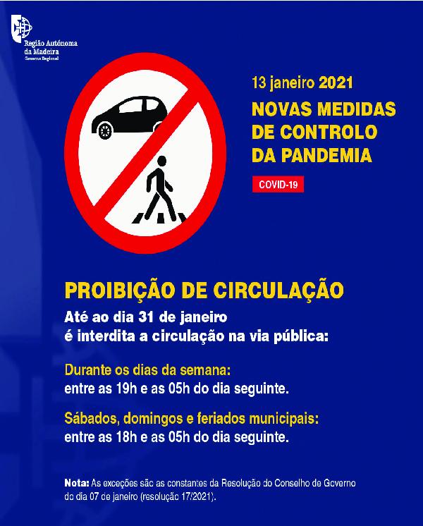 Proibição de Circulação