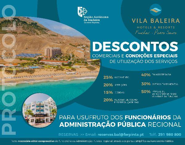 Protocolo com Hotel vila baleira - Novo serviço do portal SIMplifica