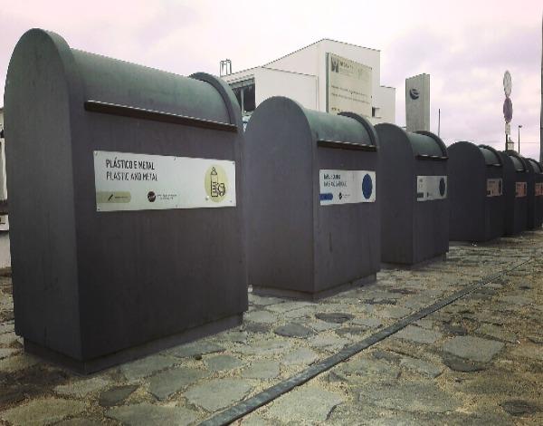 """Questionário """"Comportamentos e perceção da comunidade local sobre a separação dos resíduos"""""""