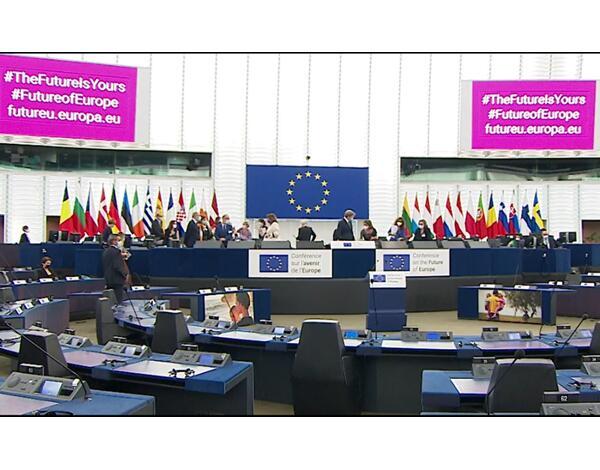 Conferência sobre o Futuro da Europa