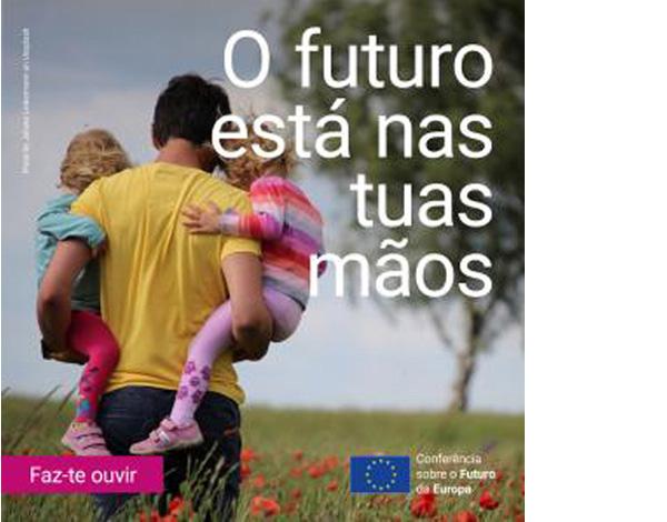 Plataforma Digital da Conferência sobre o Futuro da Europa
