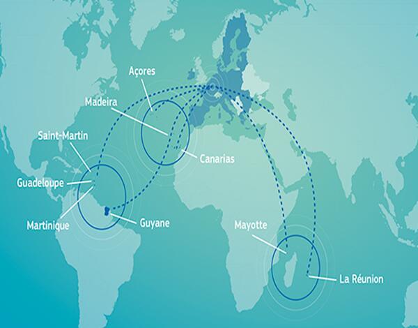 Comunicação sobre as Regiões Ultraperiféricas como parceiros-chave de uma recuperação verde, digital e justa