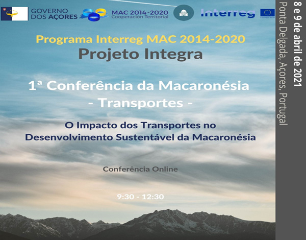 Programa Interreg MAC 2014-2020 - Projeto Integra