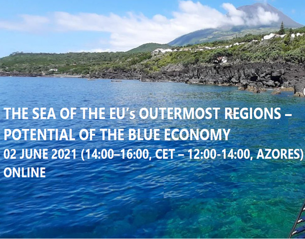 The sea of the EU's Outermost Regions - Potential of the Blue Economy