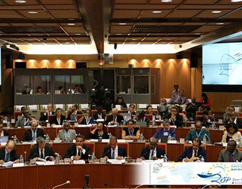 Presidente do Governo na Conferência de Presidentes das Regiões Ultraperiféricas
