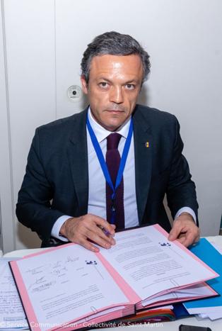 Assinatura da Declaração Final