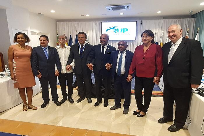 Presidentes das RUP
