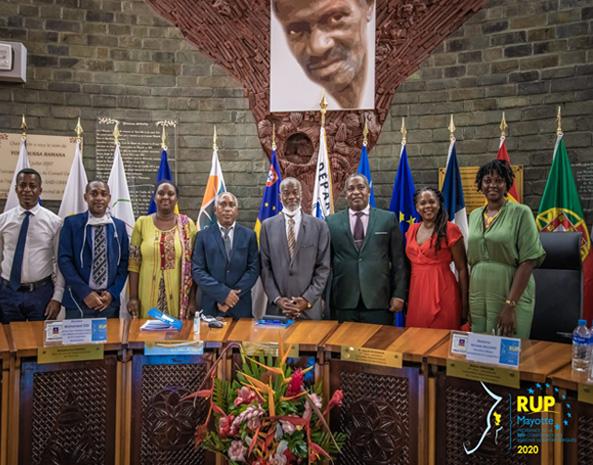 XXV Conferência dos Presidentes das Regiões Ultraperiféricas - 26 e 27 de novembro 2020