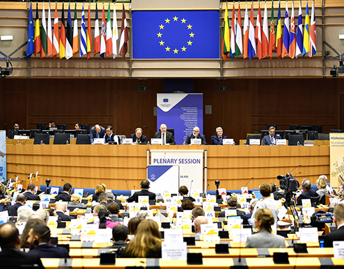 Madeira defende em Bruxelas  estratégia europeia renovada para as RUP