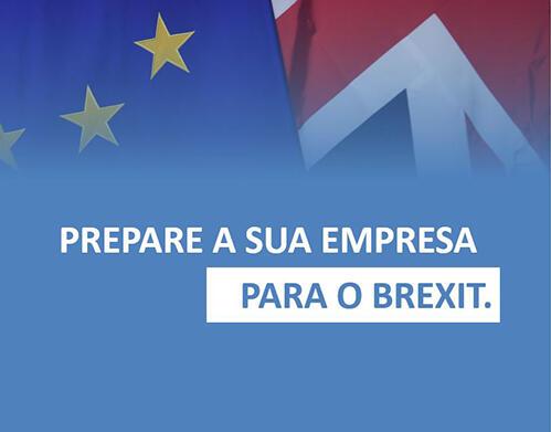 Campanha da CE alerta empresas sobre consequências do Brexit