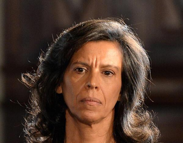 Paula Cabaço representante do GR na reunião da Comissão Interministerial  de Assuntos Europeus