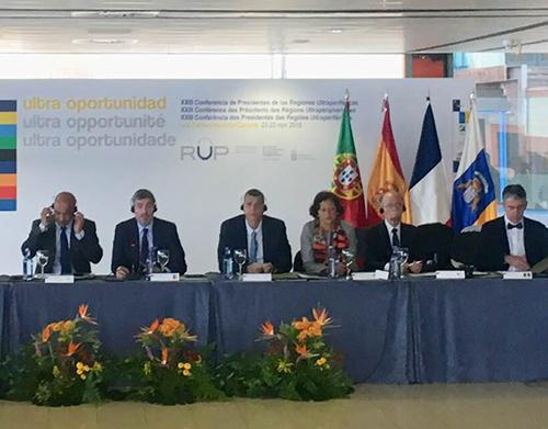 XXIII Conferência dos Presidentes das Regiões Ultraperiféricas