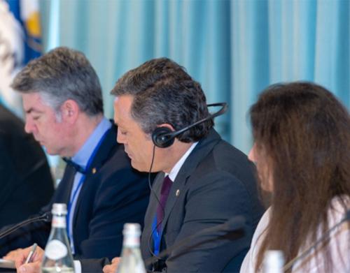 Pedro Calado quer manutenção de Apoios Europeus com a Taxa de 85%