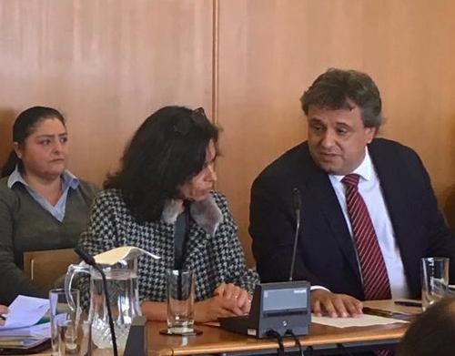Secretária do Turismo na reunião CRAECE