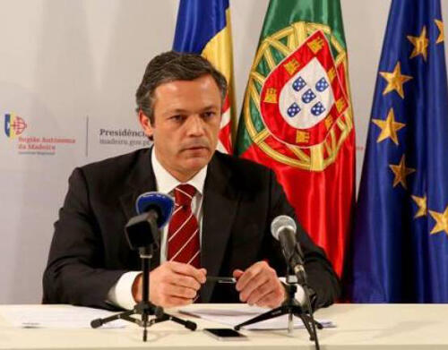 Calado participa na reunião da Comissão Interministerial dos Assuntos Europeus em Lisboa