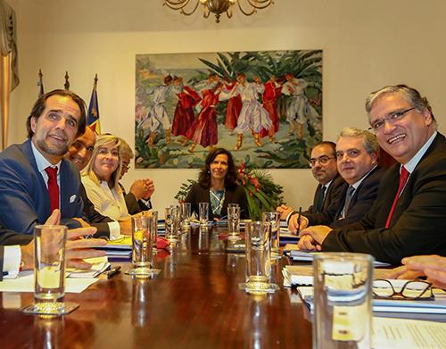 Encontro ao mais alto nível entre Governos da Madeira e dos Açores