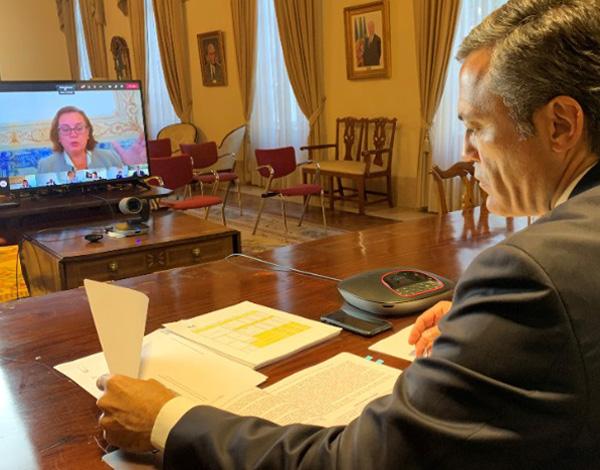 Madeira lamenta não estar incluída no calendário de grandes eventos da Presidência Portuguesa da UE