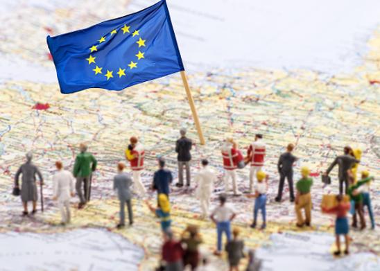 Participe no debate sobre o futuro da União Europeia