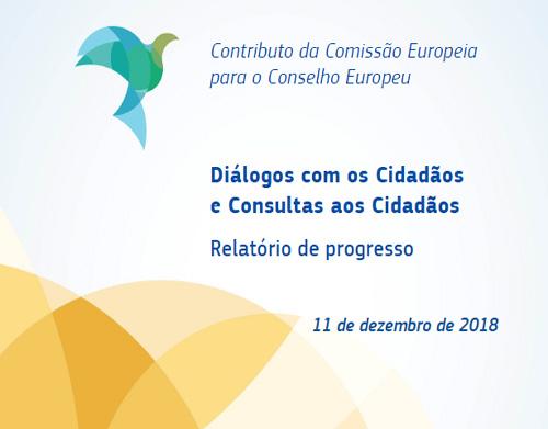 Diálogos com os Cidadãos e Consultas aos Cidadãos