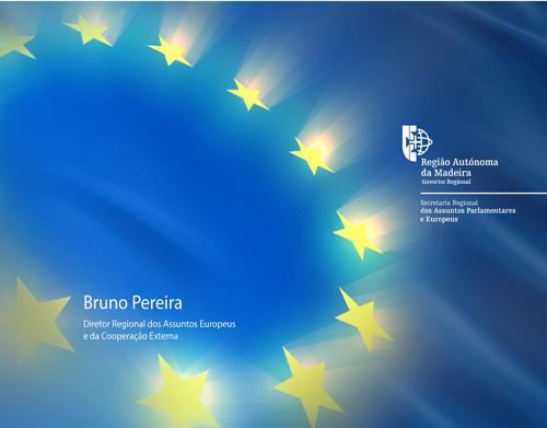 Apresentações em escolas sobre temáticas europeias