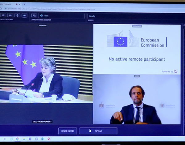 Albuquerque reitera necessidade urgente da União Europeia forçar testes na origem