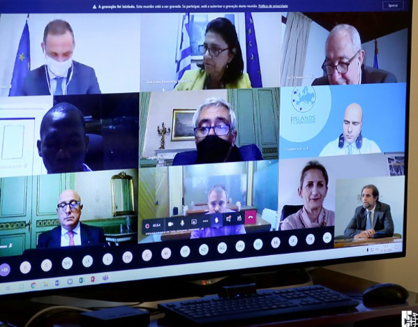 Albuquerque abordou desafios particulares das ilhas em reunião plenária da UE
