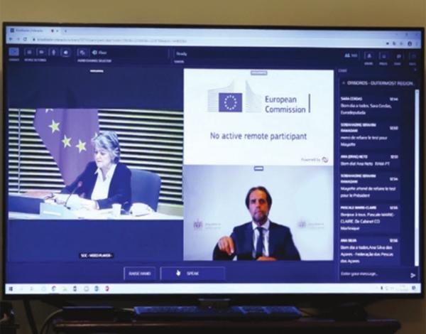 UE revê estratégia pós-covid nas RUP