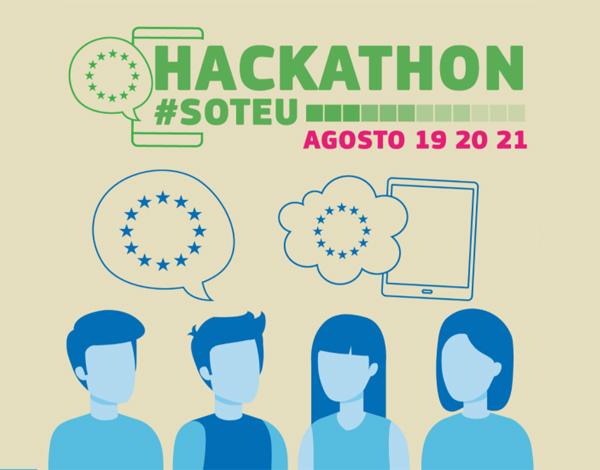 Participação de estagiários da DRAE na Ação Hackathon #SOTEU