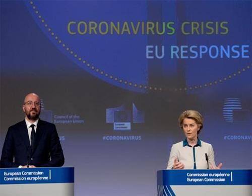 Coronavírus: Roteiro europeu mostra o caminho para um levantamento comum das medidas de contenção