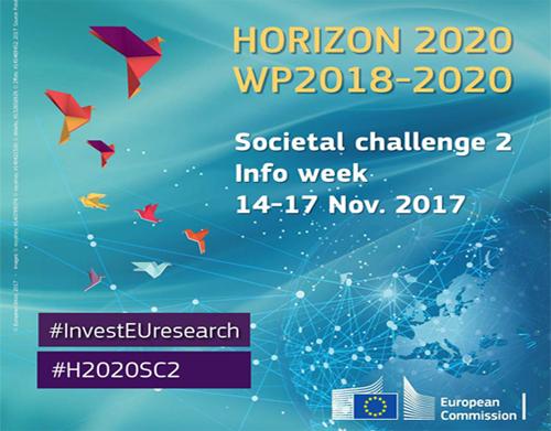 Info Week do Desafio Societal 2 do Programa Horizonte 2020