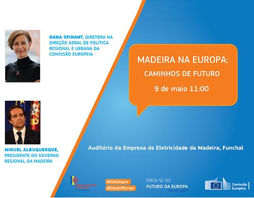 Diálogos dos Cidadãos na Madeira