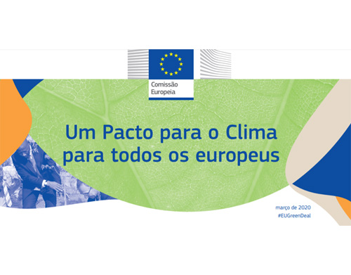 Consulta pública sobre Pacto Europeu para o Clima