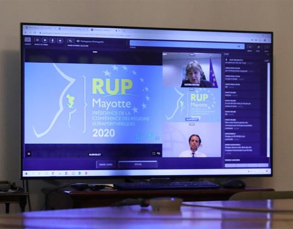 Albuquerque reitera necessidade de garantir que RUP acedam a verbas europeias